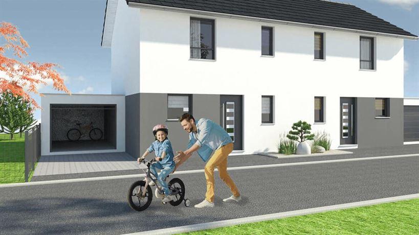 Maison à Soultz - Clever'Hom
