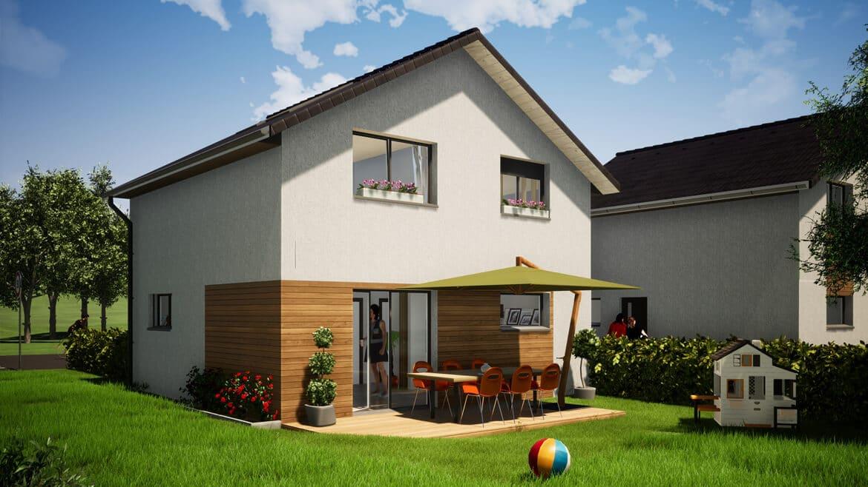 Maison à Merxheim - Clever'Hom
