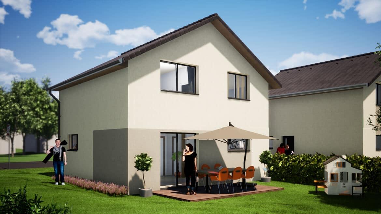 Maison à Thann - Clever'Hom
