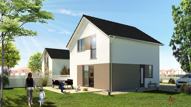 Projet construction maison Marckolsheim - Clever'hom